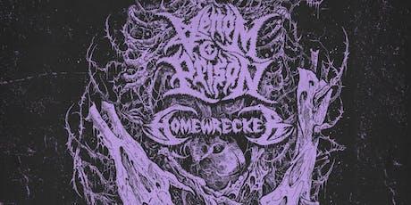 Venom Prison / Homewrecker / Black Mass / Great American Ghost tickets