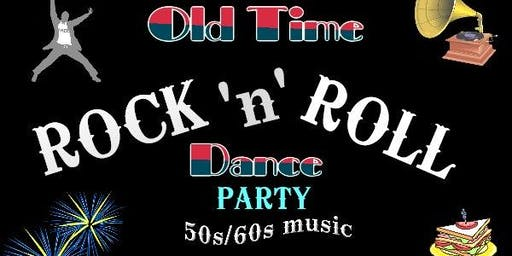 Old Time Rock 'n' Roll Dance Party