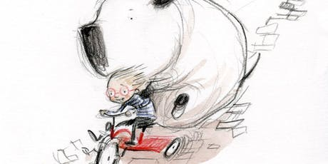 Draw the Line: Drawing in Picture Book Illustration tickets
