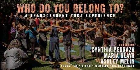 Outdoor Yoga, Meditation, Flamenco Guitar w/ Cynthia Pedraza & Maria Olaya tickets