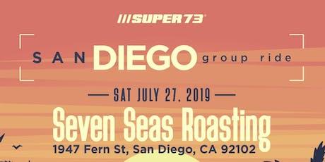 Super73 Group Ride: San Diego tickets