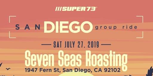 Super73 Group Ride: San Diego