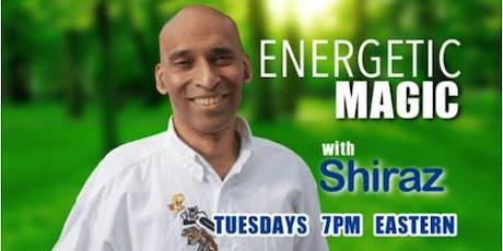 Energetic Magic Online Radio Show tickets
