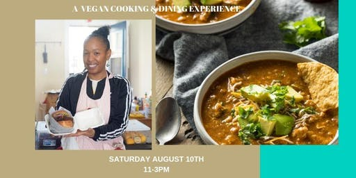 Food for the Body and Soul: A Vegan Cooking & Dining Experience