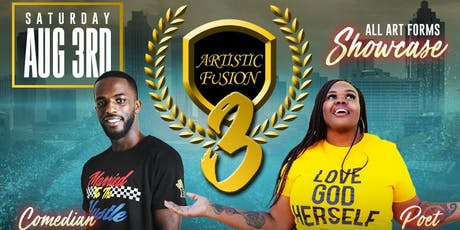 Artistic Fusion vol. III tickets