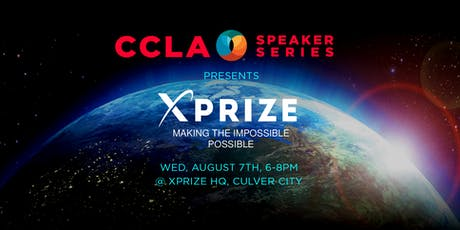 Conscious Capitalism LA Speaker Series - An Evening at XPrize tickets