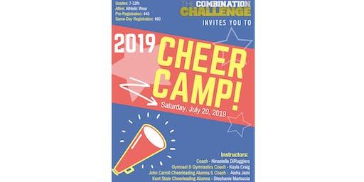 2019 Summer Cheerleading Day Camp