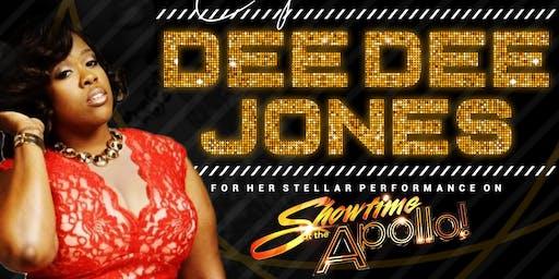 Celebratory Appreciation Show for Dee Dee Jones