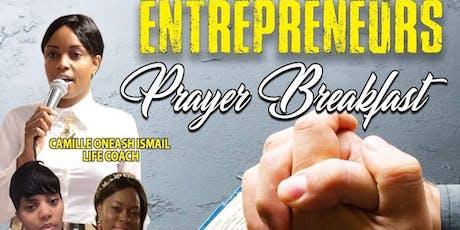 Entrepreneurs Prayer Breakfast tickets