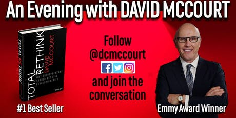 An Evening with David McCourt ... tickets