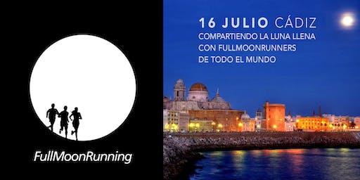 FullMoonRunning Cádiz