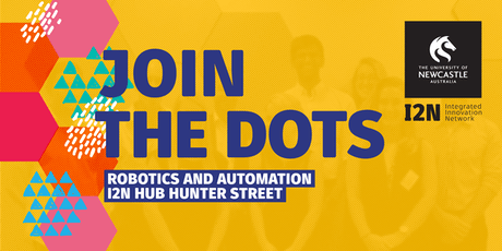 Join the Dots for Robotics and Automation tickets