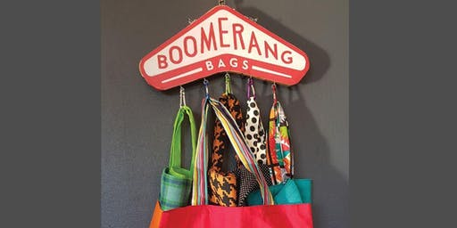 Boomerang Bag Making Workshop - September