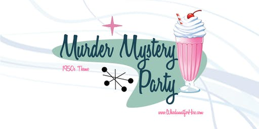 Murder Mystery Dinner - Westminster, Maryland