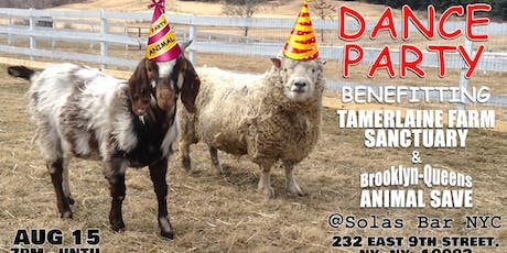 Dance Party for the Animals tickets