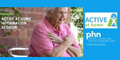 Active At Home Information Session