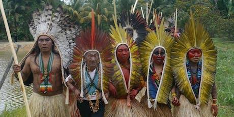 Amazonia 911 — Yawanawa Tribe Fundraiser tickets