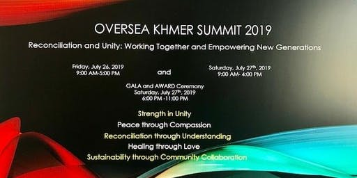 3rd Annual Oversea Summit