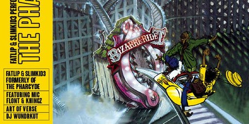 FatLip & SlimKid3 performing Bizarre Ride ii The Pharcyde