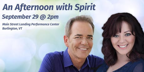 Psychic Mediums John Holland and Lauren Rainbow tickets