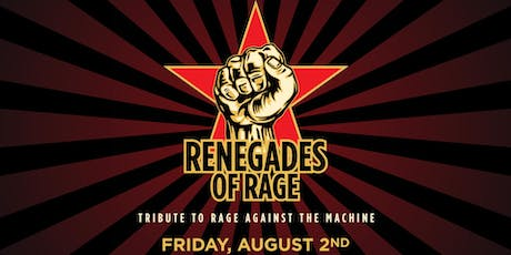 Renegades Of Rage - Tribute to Rage Against The Machine tickets