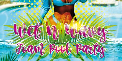Wet n Wavy Foam Pool Party