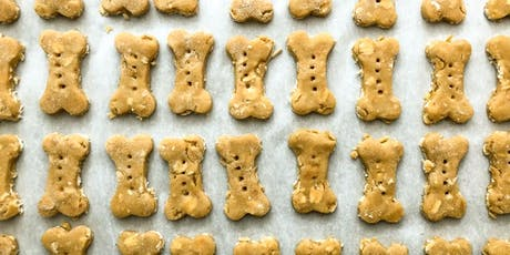 Dog Treat Cooking Class at the Overture Domain tickets