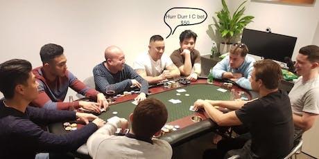 Poker @ Jordan's (Round 2) tickets