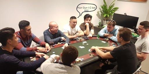 Poker @ Jordan's (Round 2)