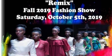 "Remix ""The Fashion Show"" tickets"