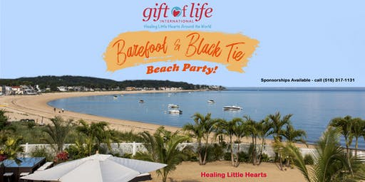 2019 Barefoot & Black Tie Beach Party