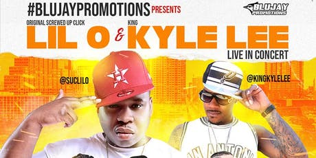 Lil O (S.U.C.) and King Kyle Lee Live in Concert tickets