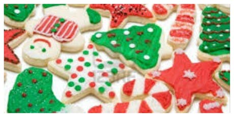 Mommy's Time Off- Christmas Cookies (3-9 Years) tickets
