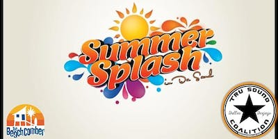 SUMMER SPLASH IN DA SAND PARTY