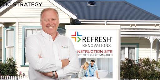 Refresh Renovations Franchising Information Event in Brisbane