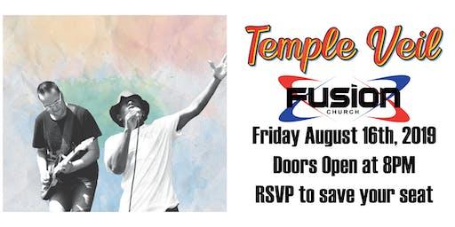 Temple Veil Summer Tour