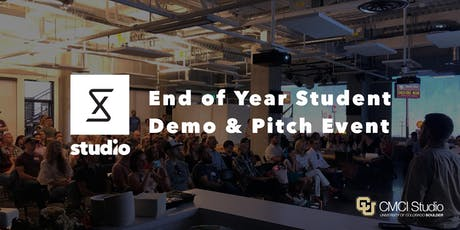 End of Year Student Demo & Pitch Event tickets
