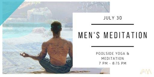 MEN'S YOGA MEDITATION
