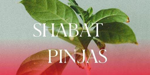 SHABPINCH19 |Shabat Pinchas | 20 julio 2019