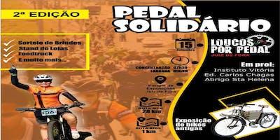 2º Pedal Solidário - Loucos por Pedal