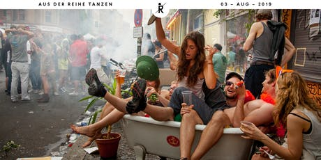 Aus der Reihe Tanzen - House, Techno & Hip Hop on 3 Floors Tickets