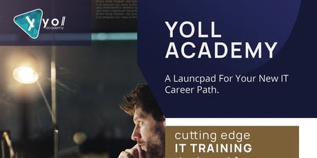 Yoll Academy SDET Intro Session - New Jersey tickets