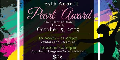 25th Annual PEARL Award Luncheon tickets
