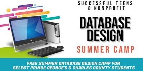 Free Teen Database Camp  tickets