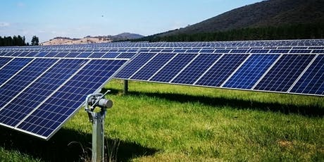 The future of renewable energy: Germany's energy transition, Australia, ACT tickets