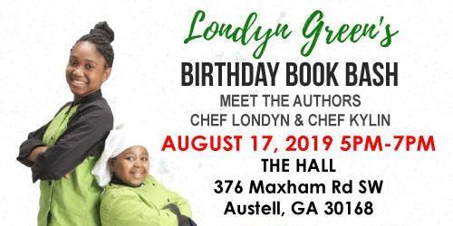 Chef Londyn's 13th Birthday Book Bash