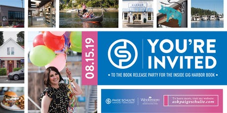 Inside Gig Harbor Book Launch tickets