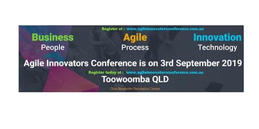 Agile Innovators Toowoomba Conference