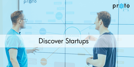 Proto: Discover Startups tickets