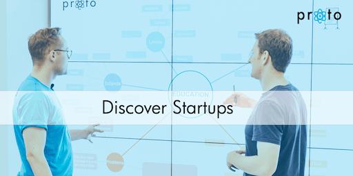 Proto: Discover Startups